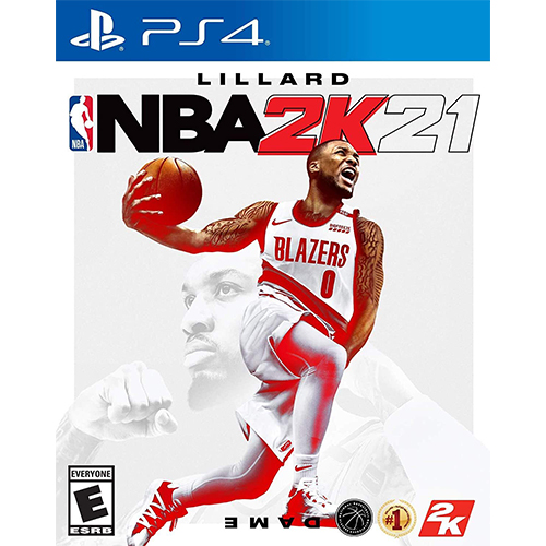 NBA 2K21 PlayStation 4