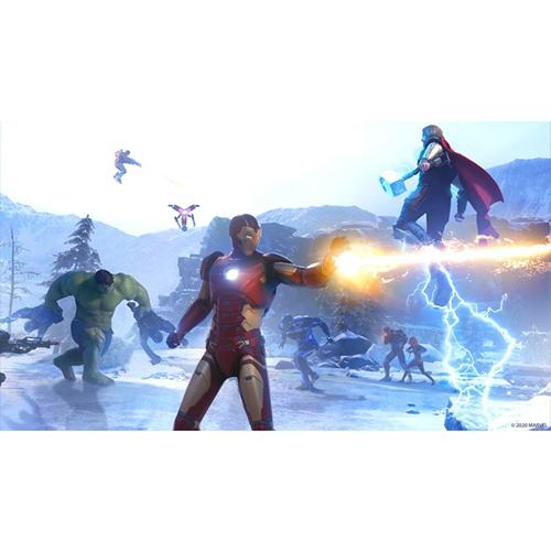 بازی Marvel's Avengers پلی استیشن