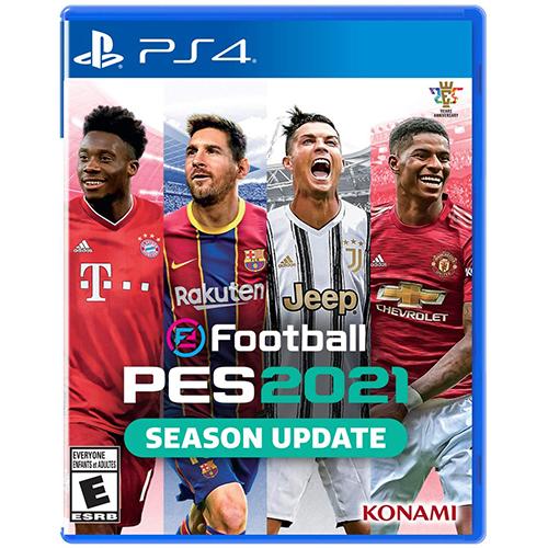 خرید بازی PES 2021 برای پلی استیشن 4