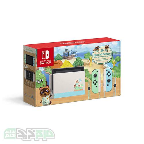 کنسول نینتندو سوییچ باندل Animal Crossing