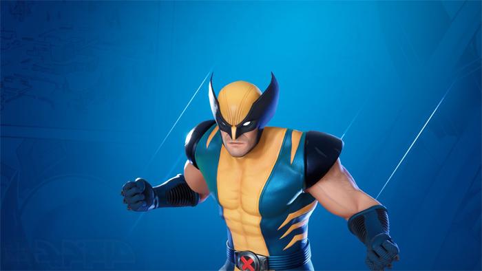 دریافت اسکین Wolverine در فورتنایت