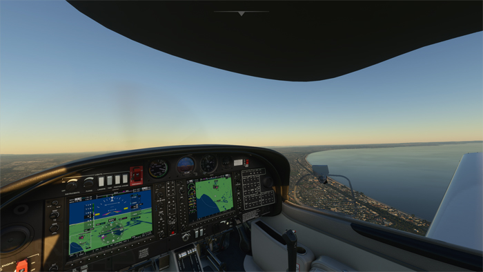 بازی Microsoft Flight Simulator