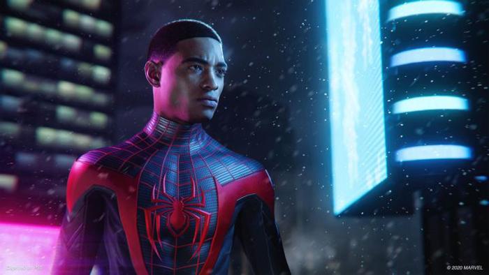بازی Spider-Man: Miles Morals