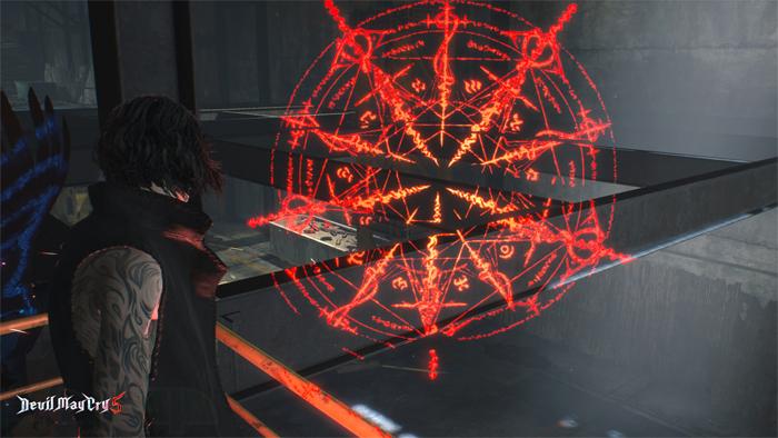 ماموریت های مخفی Devil May Cry 5