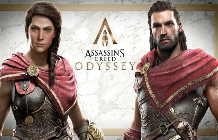شخصیت کاساندرا در Assassin's Creed: Odyssey