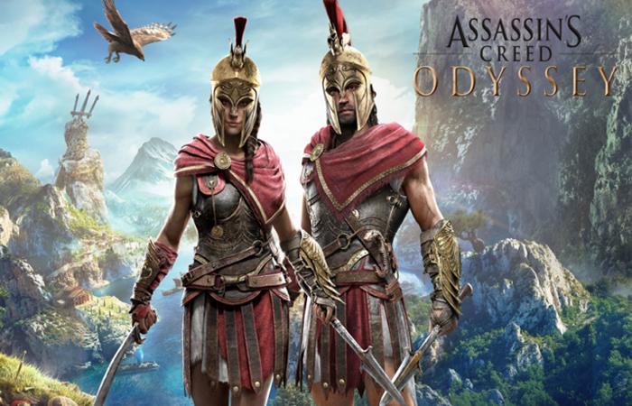 دریافت XP در Assassin's Creed Odyssey