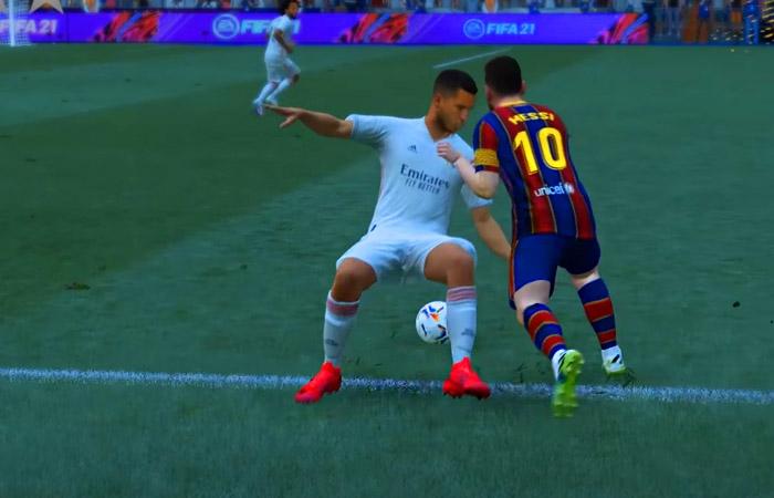 آموزش تکنیک های FIFA 21