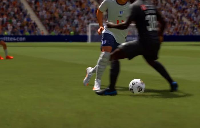 آموزش حرکت های تکنیکی FIFA 21