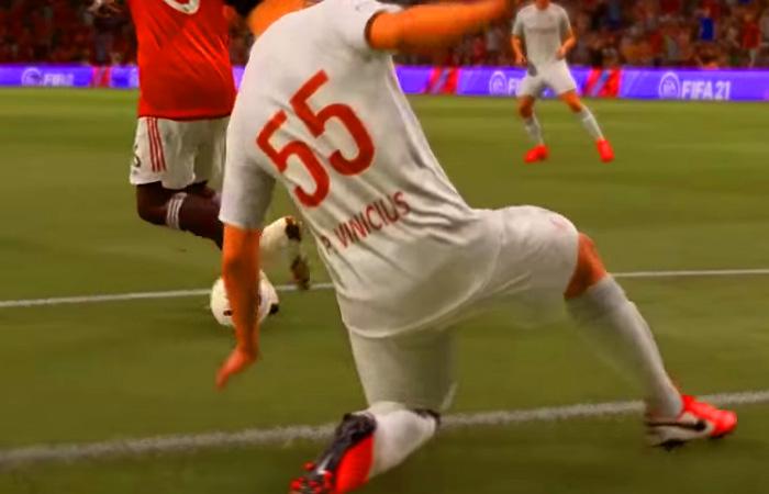 آموزش حرکات تکنیکی FIFA 21