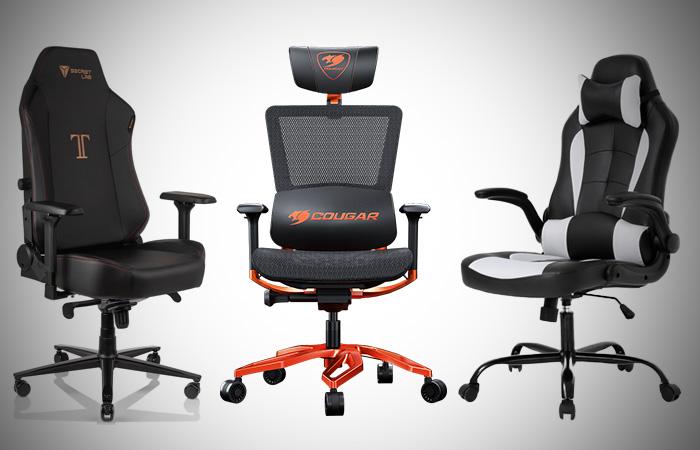 بهترین صندلی های گیمینگ 2020