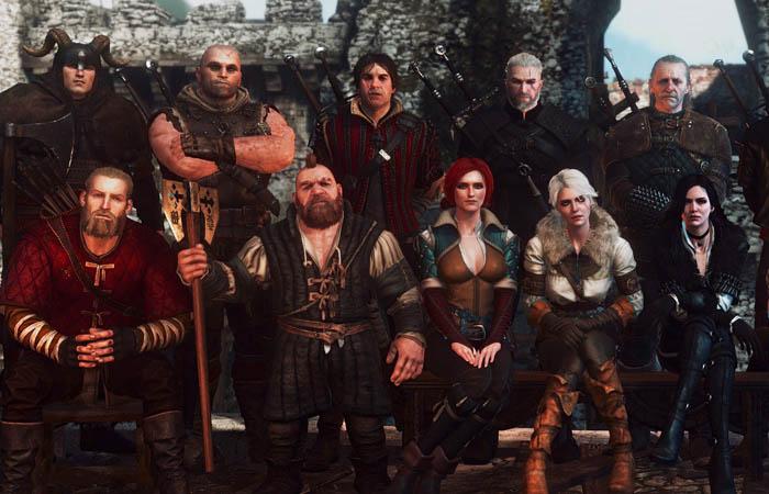 بهترین پایان بازی Witcher 3