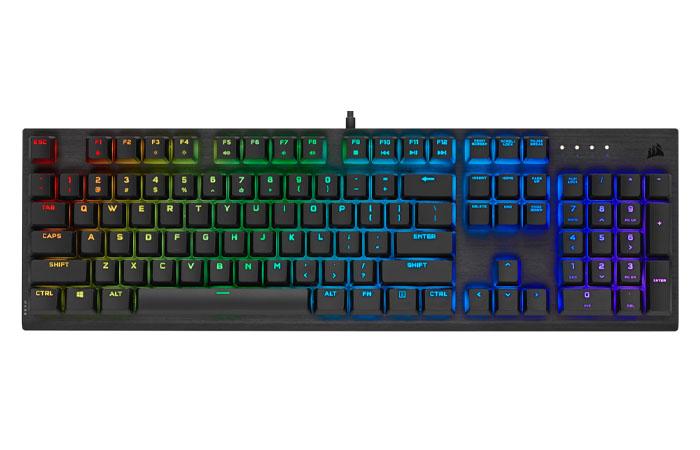 کیبورد Corsair K60 RGB Pro