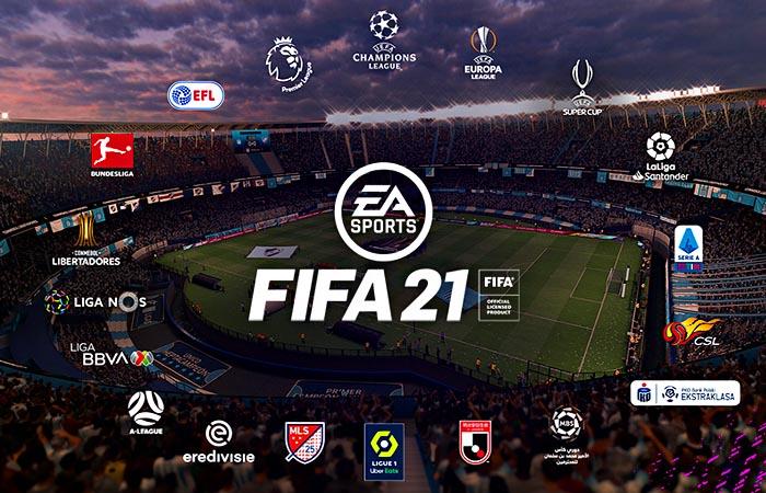 خرید بازی فیفا 21 پلی استیشن 4