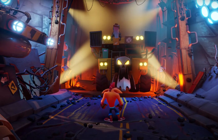خرید بازی Crash Bandicoot 4 : It's About Time برای PS4