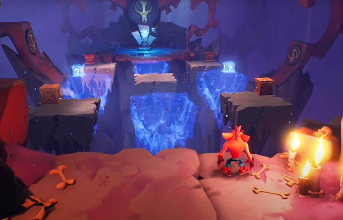 تروفی های بازی Crash Bandicoot 4 its about time