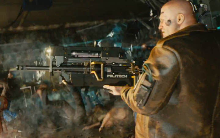 مبارزات Cyberpunk 2077