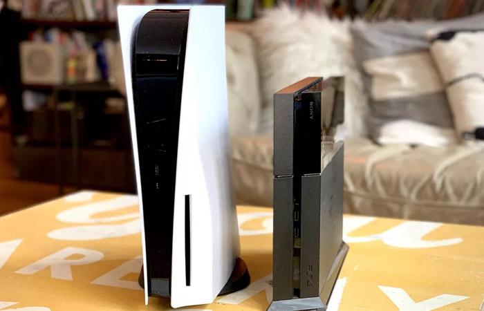 مقایسه PS4 و PS5