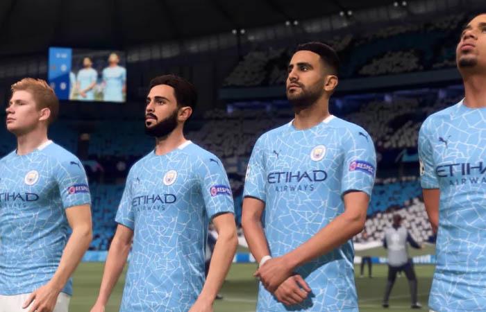 منچسترسیتی FIFA 21