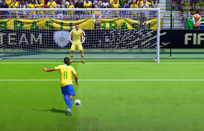 آموزش پنالتی زدن در FIFA 21