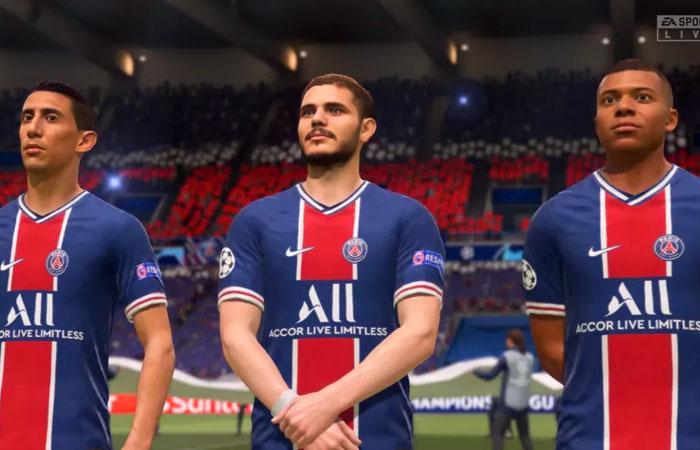 پاریس سنت ژرمن FIFA 21