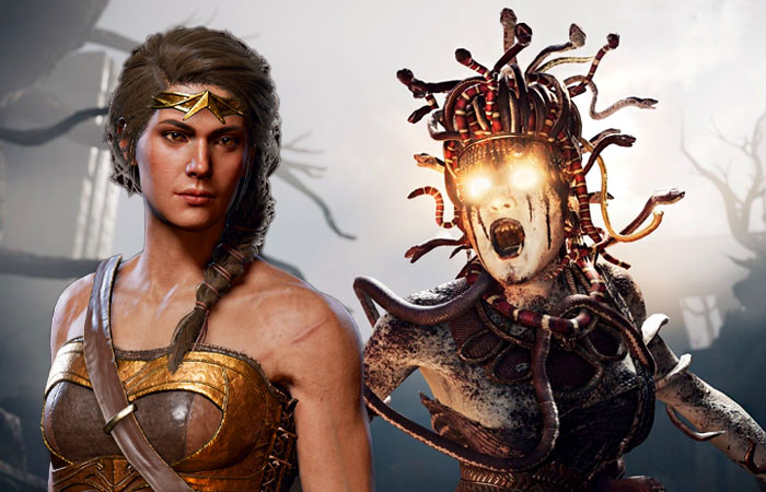 آموزش کشتن باس Medusa در بازی ASSASSIN'S CREED Odyssey