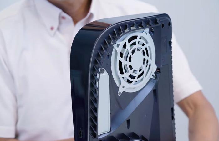 فن خنک کننده PS5