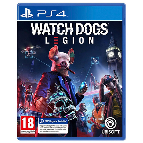 بازی Watch Dogs Legion پلی استیشن 4