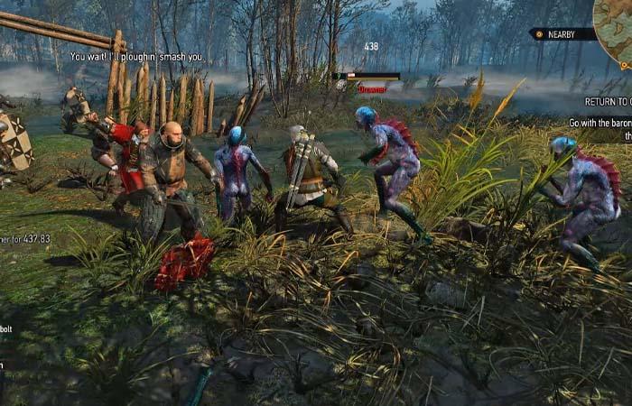 بهترین مراحل فرعی بازی Witcher 3