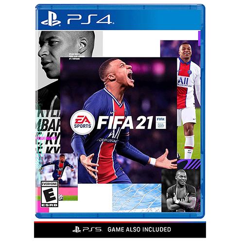 خرید بازی فیفا 21 PS4