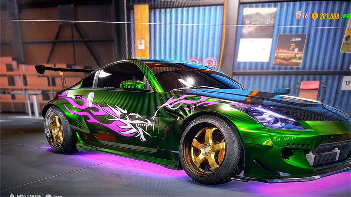 رتبهبندی بازی Need For Speed