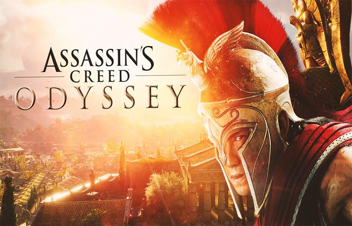 موجودات افسانه ای Assassin's Creed Odyssey
