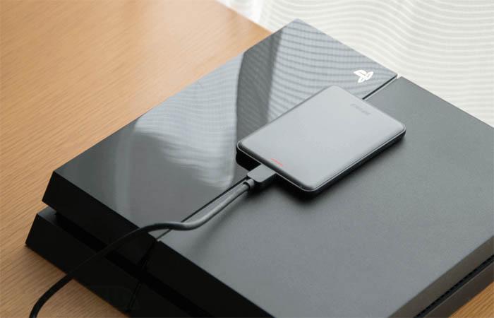 فرمت SSD پلی استیشن 4