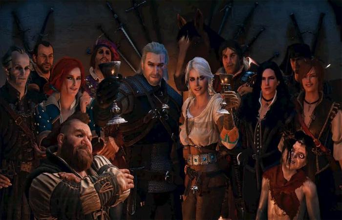 20 شخصیت برتر در بازی The Witcher 3