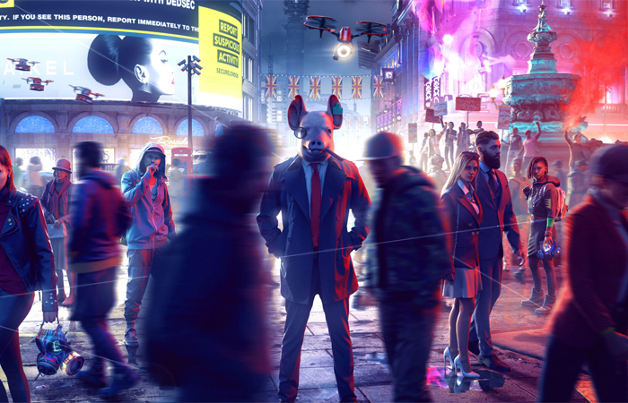 طول بازی Watch Dogs: Legion
