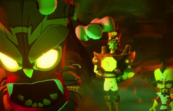 کراش باندیکوت 4 Xbox One