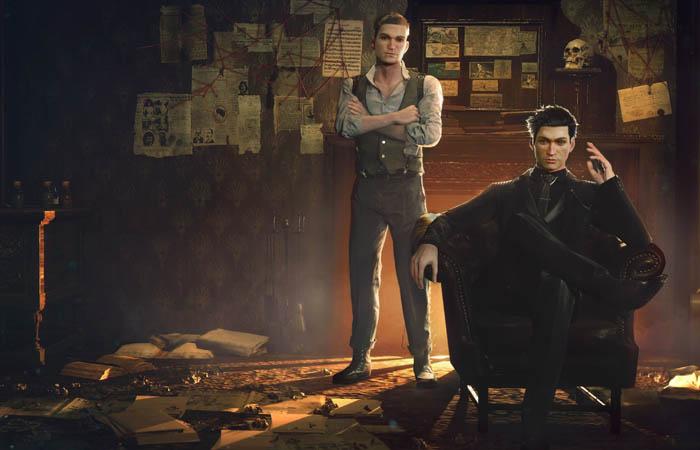 بازی شرلوک هولمز PS5