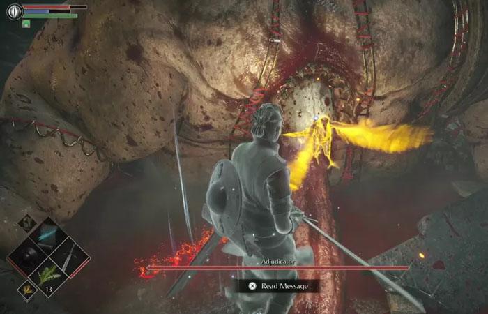 نحوه شکست باس Adjudicator در بازی Demon's Souls