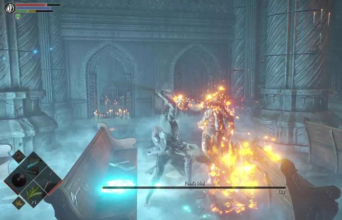 نحوه شکست باس Fool's Idol در بازی Demon's Souls
