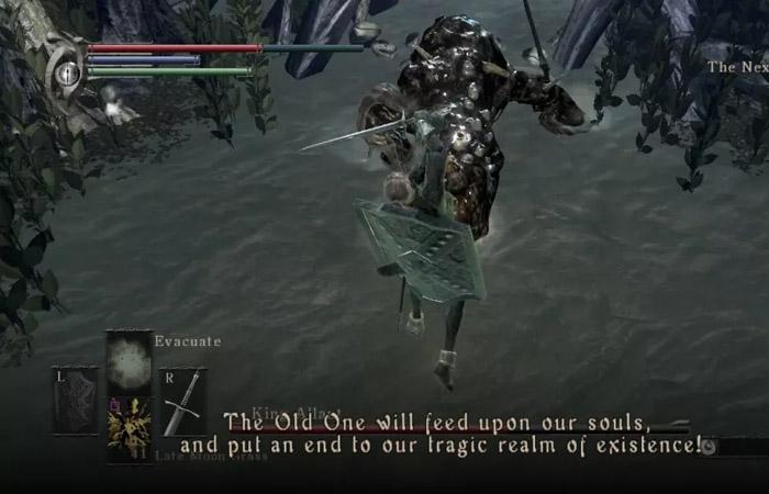 نحوه شکست باس King Allant در بازی Demon's Souls