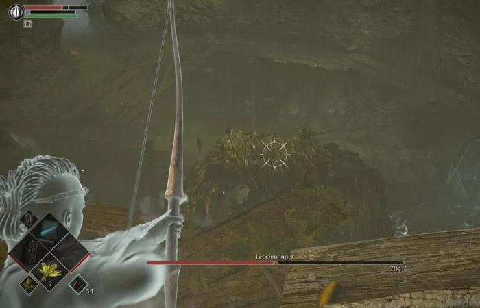 نحوه شکست باس Leechmonger در بازی Demon's Souls