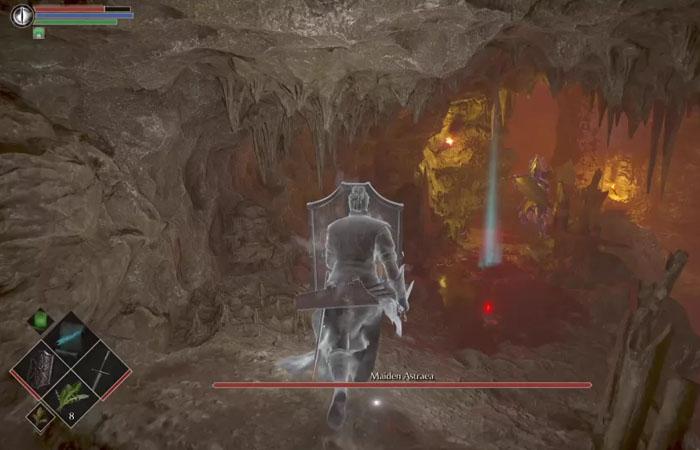 نحوه شکست باس Maiden Astraea در بازی Demon's Souls