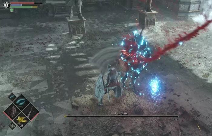 نحوه شکست باس Penetrator در بازی Demon's Souls