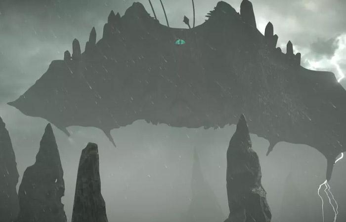 نحوه شکست باس Storm King در بازی Demon's Souls