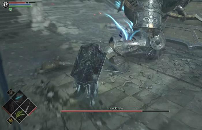 نحوه شکست باس Tower Knight در بازی Demon's Souls