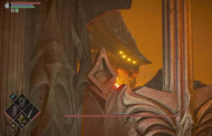 نحوه شکست رئیس Dragon God در بازی Demon's Souls