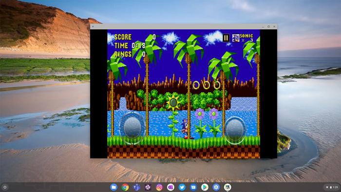 بازی های Chromebook