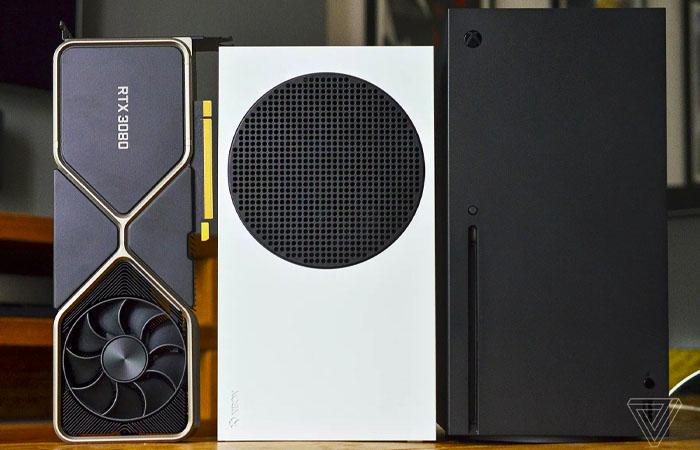 مقایسه کارت گرافیک RTX 3080 با PS5