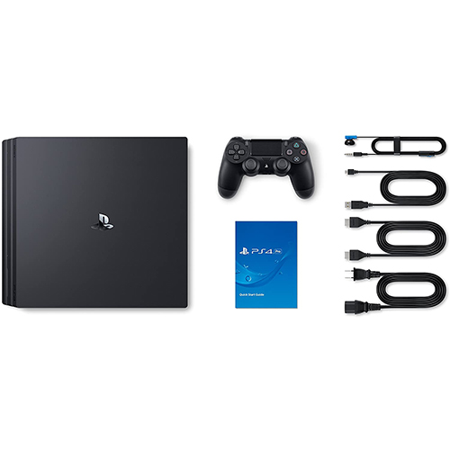 Playstation 4 PRO R3 1TB 7218B PS4 Pack