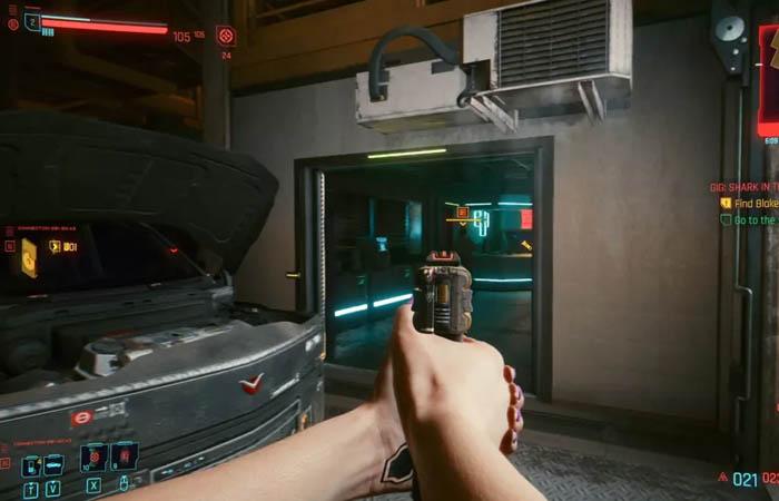 آموزش بازی Cyberpunk 2077