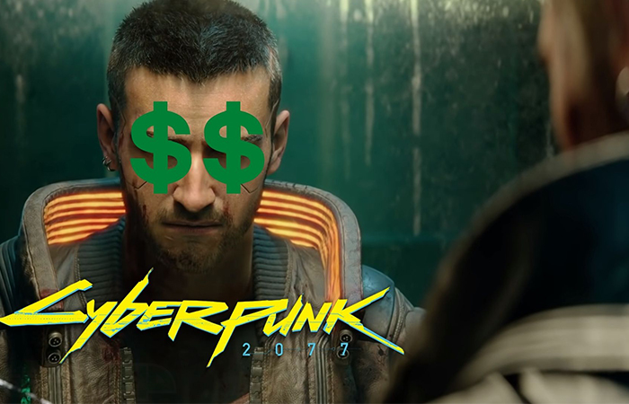 پول درآوردن در Cyberpunk 2077